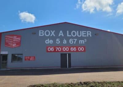 Location de box à Saint-Viaud